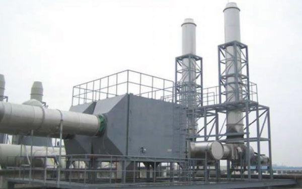 涂装废气光催化生物降解净化系统