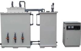电解氧化系统