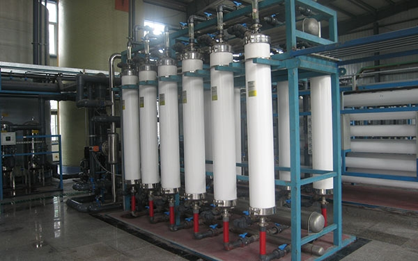 油水分离CUF净化系统