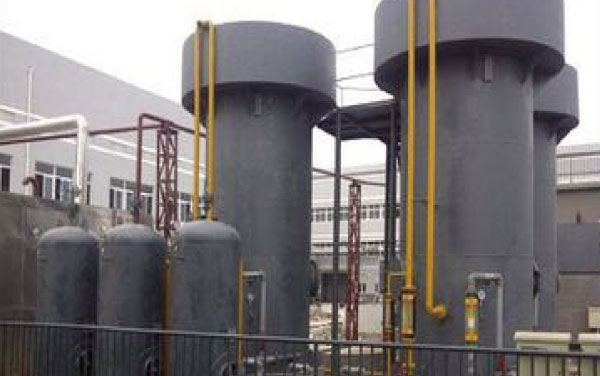 黄冈酚醛树脂废水处理回用系统