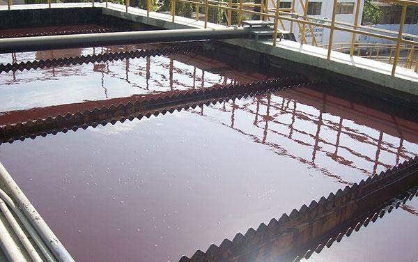 天津印染废水